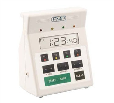 Franklin Machine Products  151-7500 4 In 1 Timer, Digital (4 Countdown)