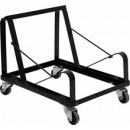 4-Wheel Dolly for XU-8700-BLK-B-30-GG, XU-8700-CHR-B-30-GG & XU-8700-BLK-B-VYL-30-GG