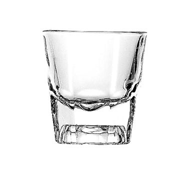 Anchor Hocking 90004 New Orleans 4 oz. Rocks Glass