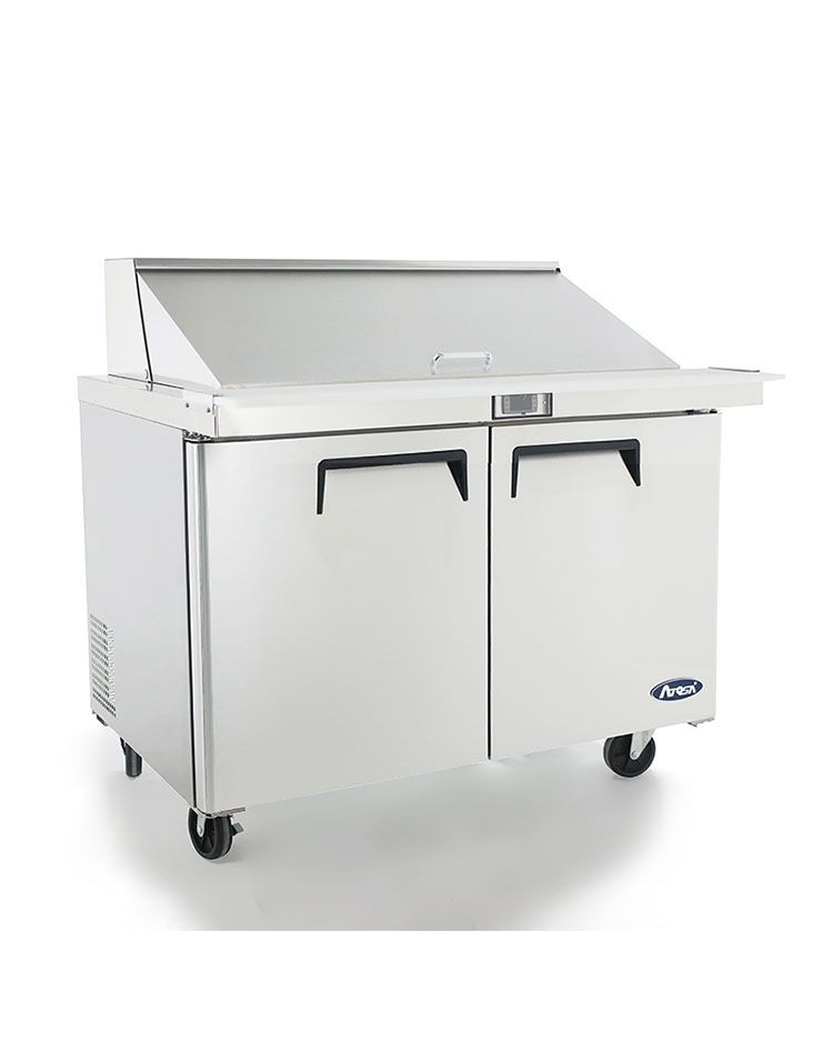 Atosa MSF8306 48'' Mega Top Sandwich Prep Table
