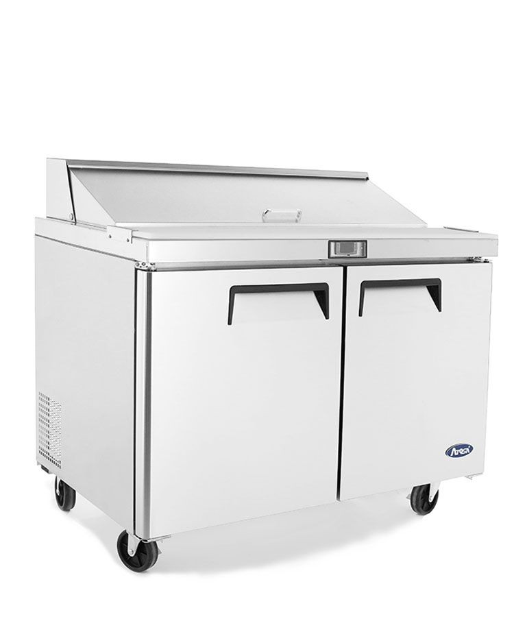 "Atosa MSF8302GR 48"" Sandwich/Salad Prep Table"