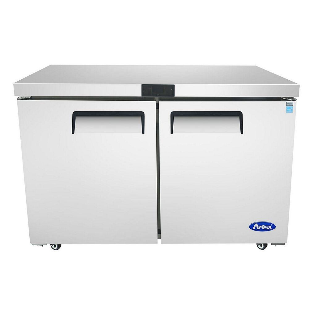Atosa MGF8406 48u0027u0027 Undercounter Freezer