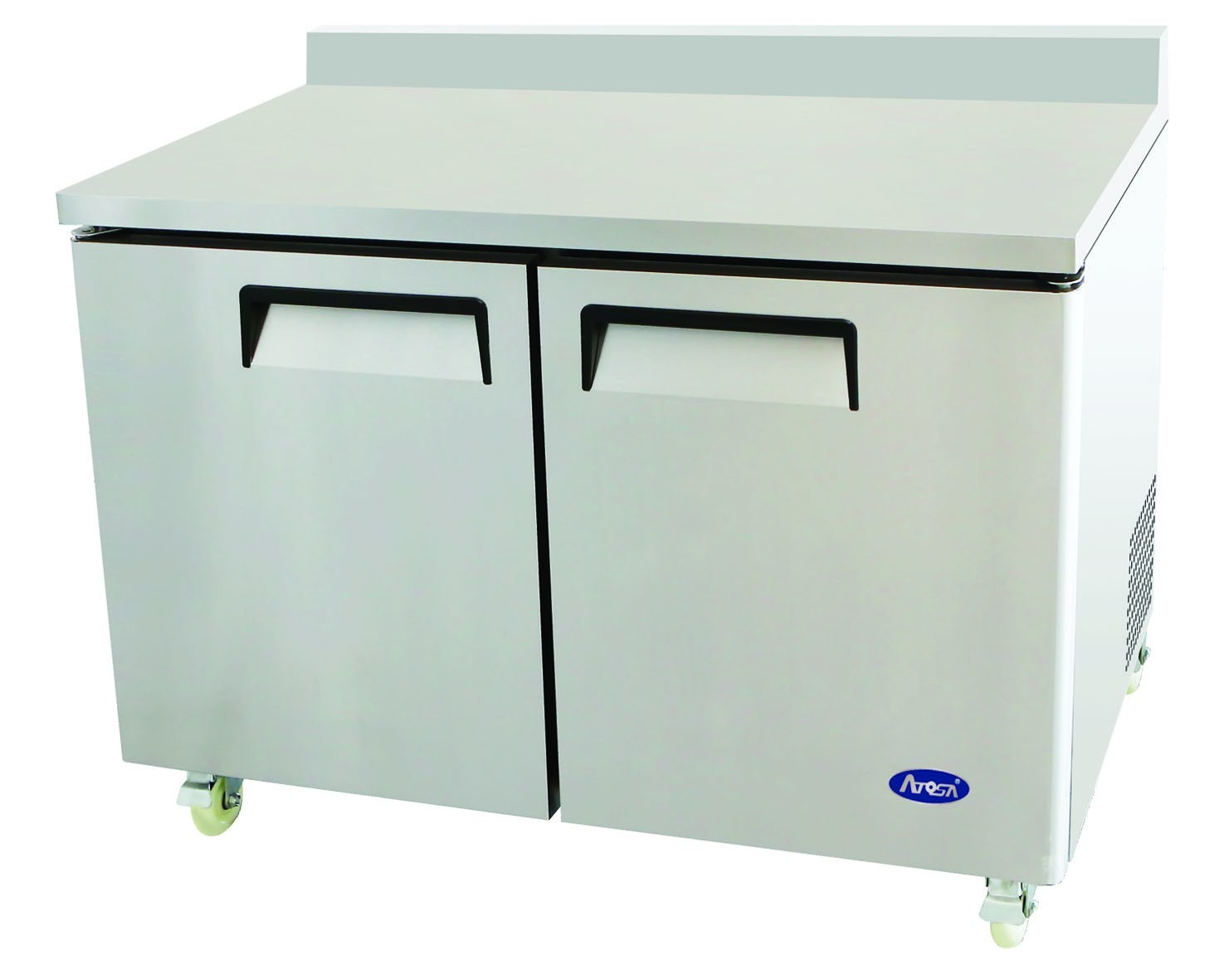 48'' Work Top-Freezer   Dimensions