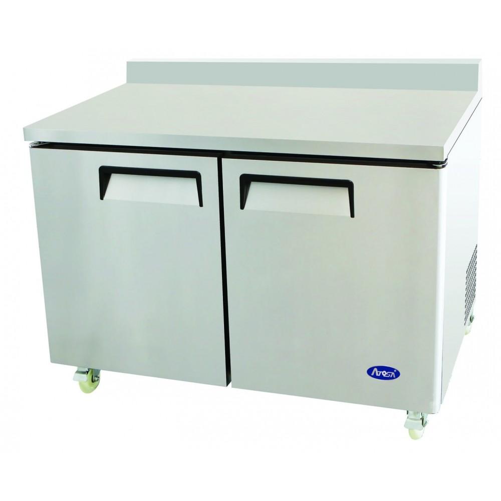 48'' WorkTop-Refrigerator Dimensions