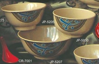 "Yanco JP-5205 Japanese 5"" Rice Bowl"