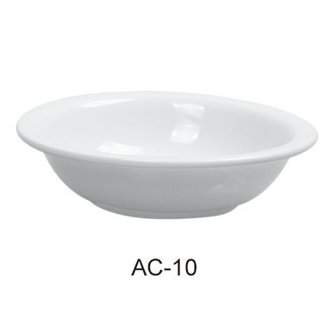 "Yanco AC-10 Abco 6 1/2"" Grapefruit Bowl 13 oz."
