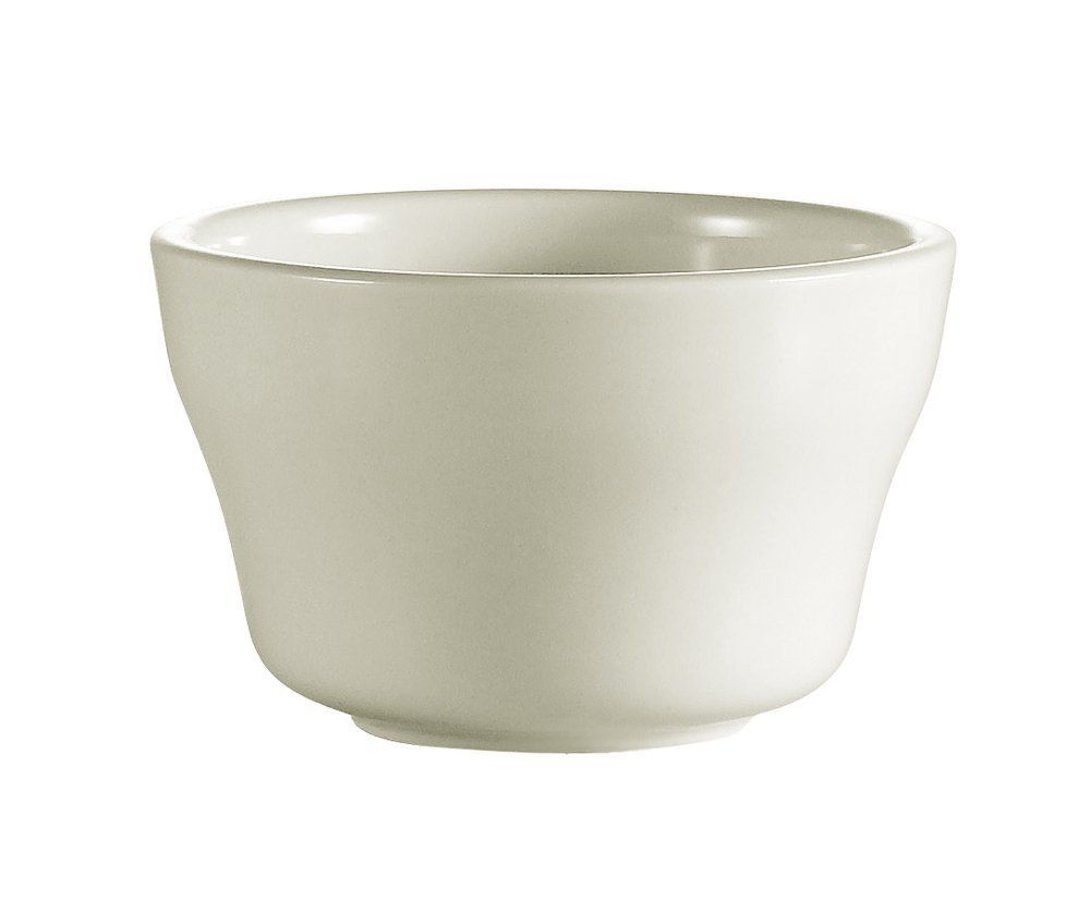 6 Oz Bouillon Cup - American White Wide Rim China