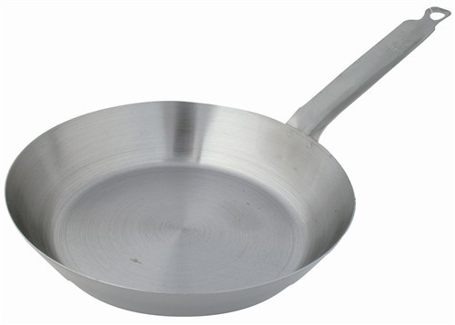 "Johnson-Rose 3816 6"" Steel French Style Frying Pan"