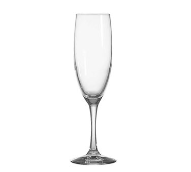 Anchor Hocking 80019 Florentine 6 oz. Flute Glass
