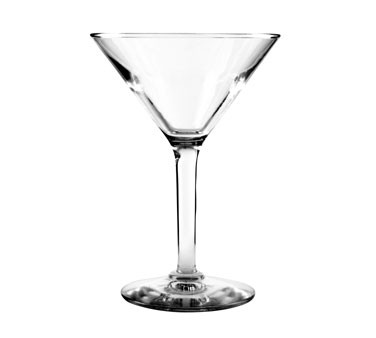 Anchor Hocking H037491 6 oz. Ashbury Martini Glass
