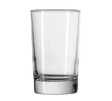 6 oz. Split Glass Heavy Base