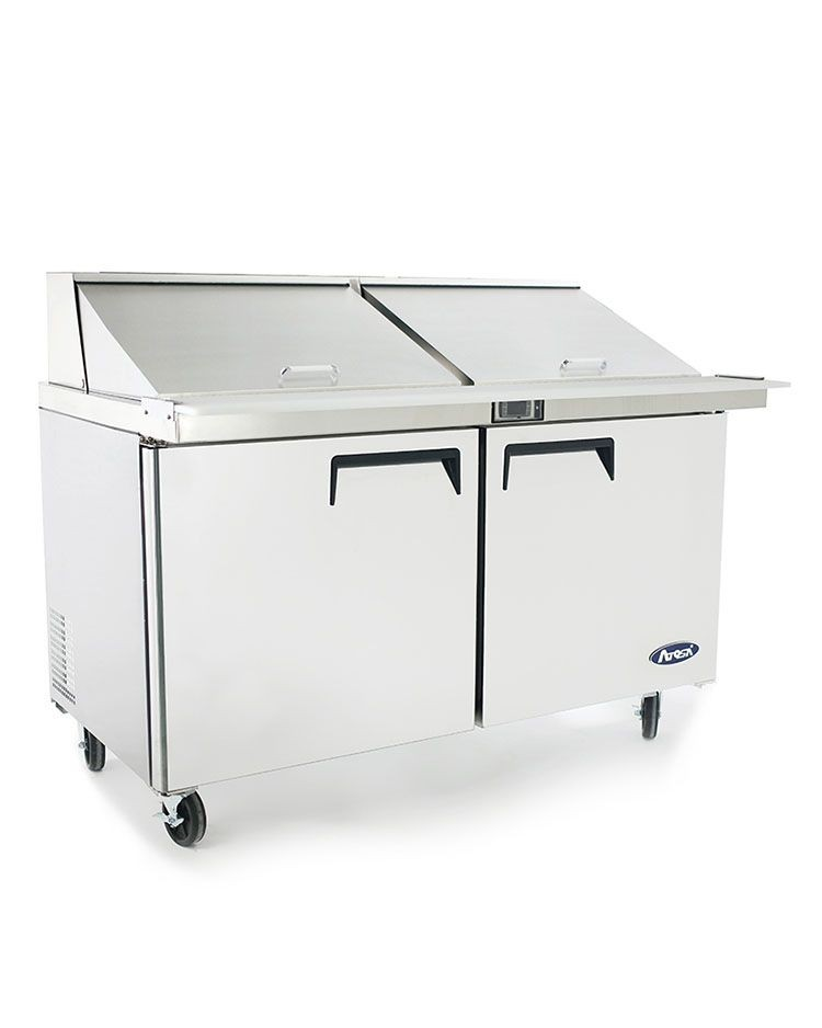 Atosa MSF8307 60'' Mega Top Sandwich Prep Table