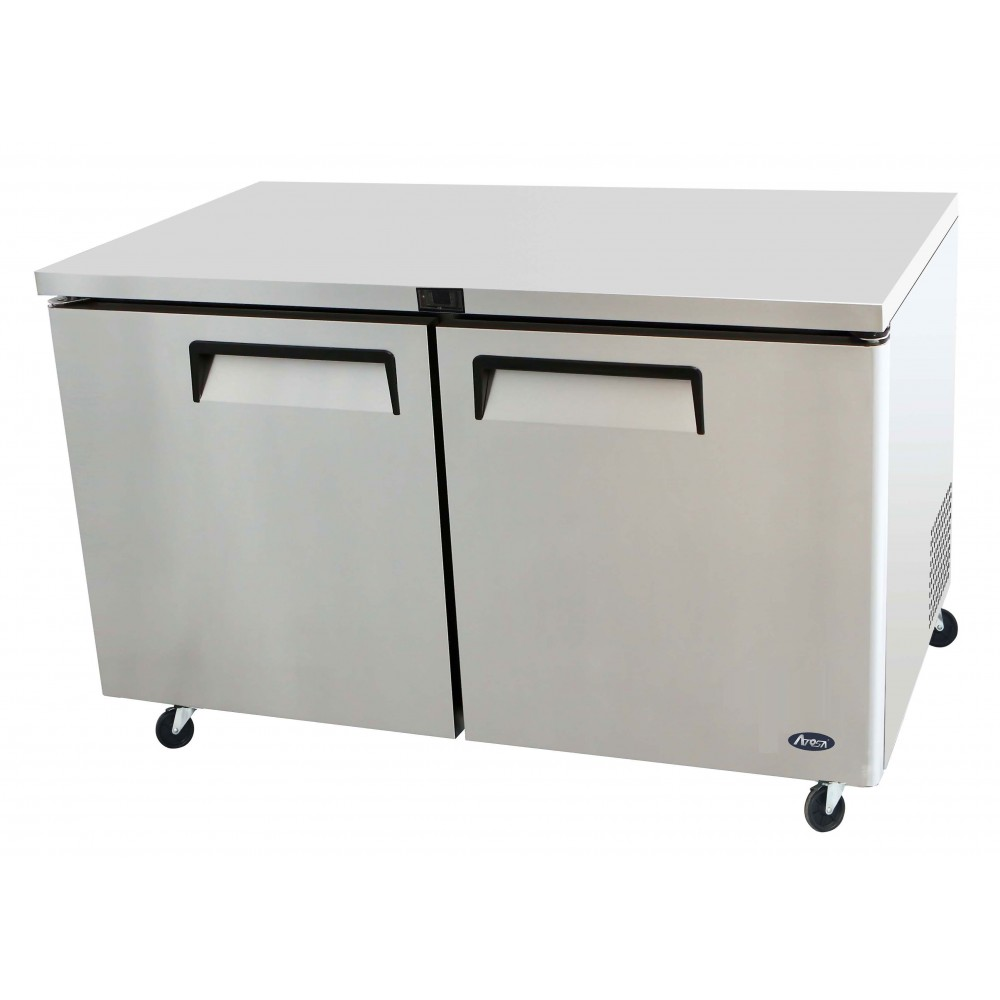 Atosa MGF8403 60'' Undercounter Refrigerator
