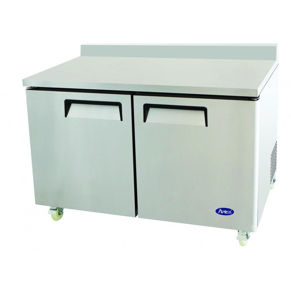 60'' Work Top-Refrigerator Dimensions