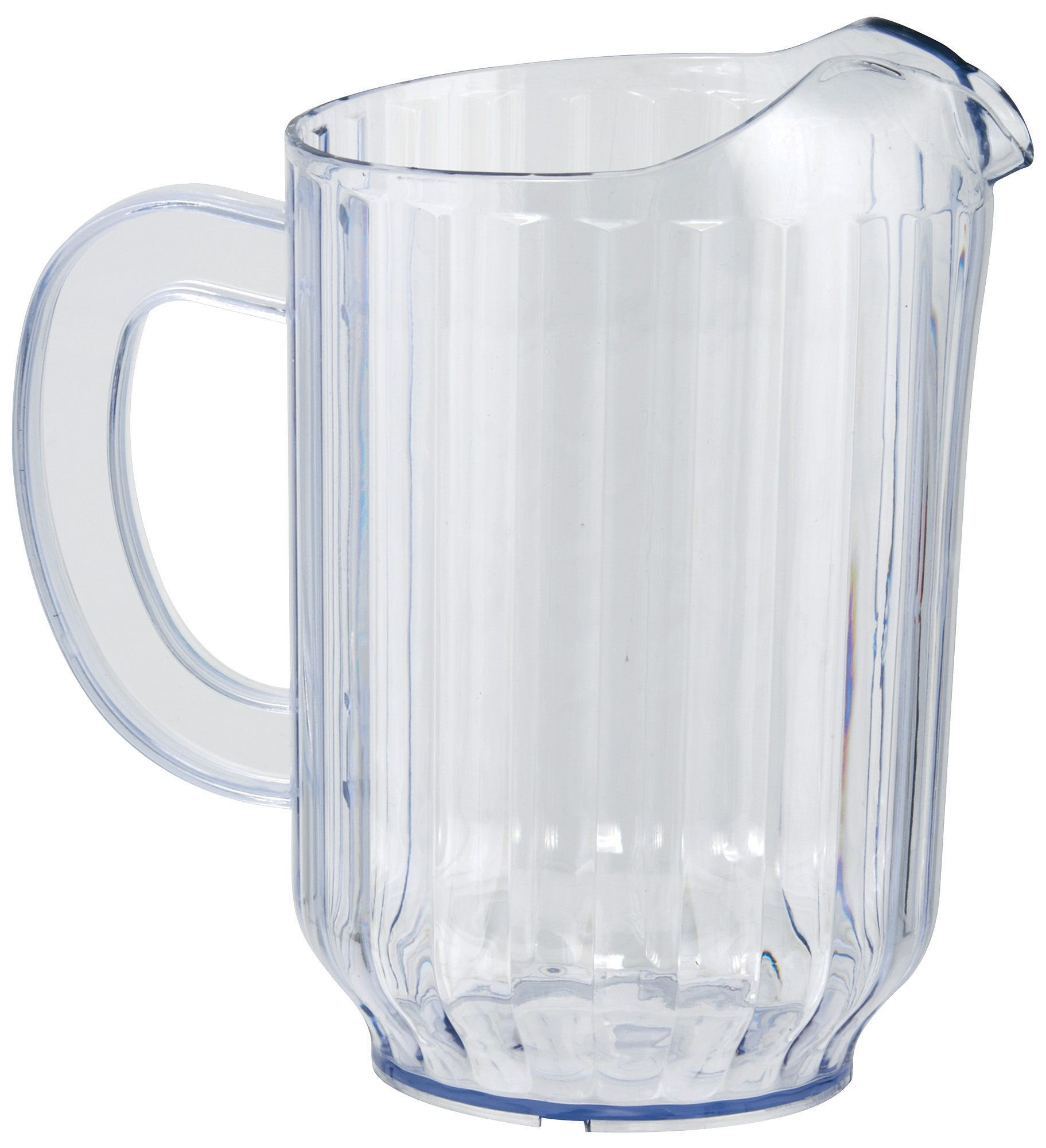 60Oz Plastic Water Pitcher (4Pc/Pack)
