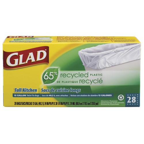 Kitchen  Gal Garbage Bags On Sale