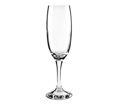 Anchor Hocking H001238 7 1/4 oz. Excellency Flute Glass