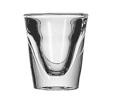 Anchor Hocking 3667EU 7/8 oz. Whiskey Glass