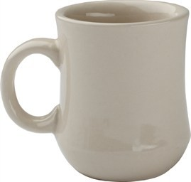 Yanco RE-7-P Recovery 7 oz. Provo Mug White