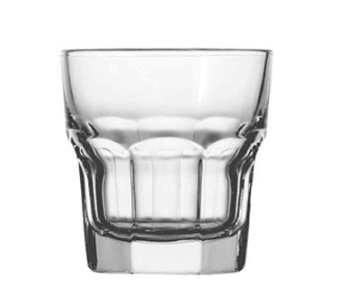 Anchor Hocking 90006 New Orleans 7 oz. Rocks Glass