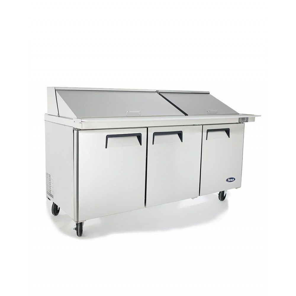 Atosa MSF8308 72'' Mega Top Sandwich Prep Table