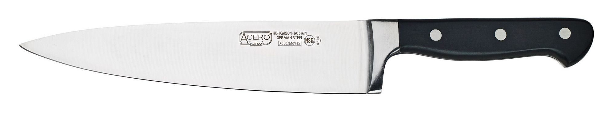 Winco Kfp-80 Chef Knife 8""