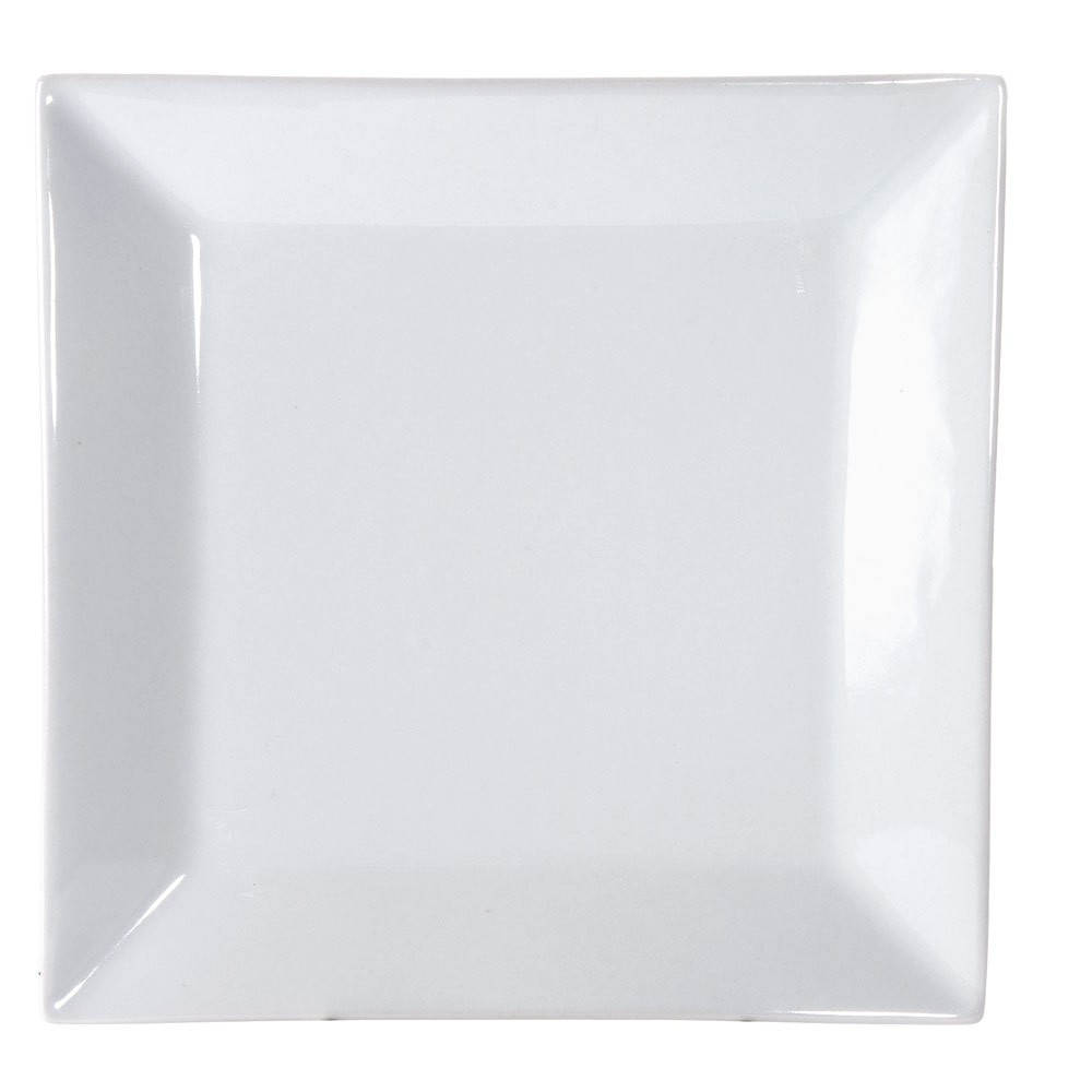 "Yanco ML-108 Mainland 8"" Square Plate"