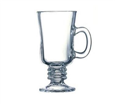 Cardinal 14652 Arcoroc 8.5 oz. Irish Coffee Glass Mug