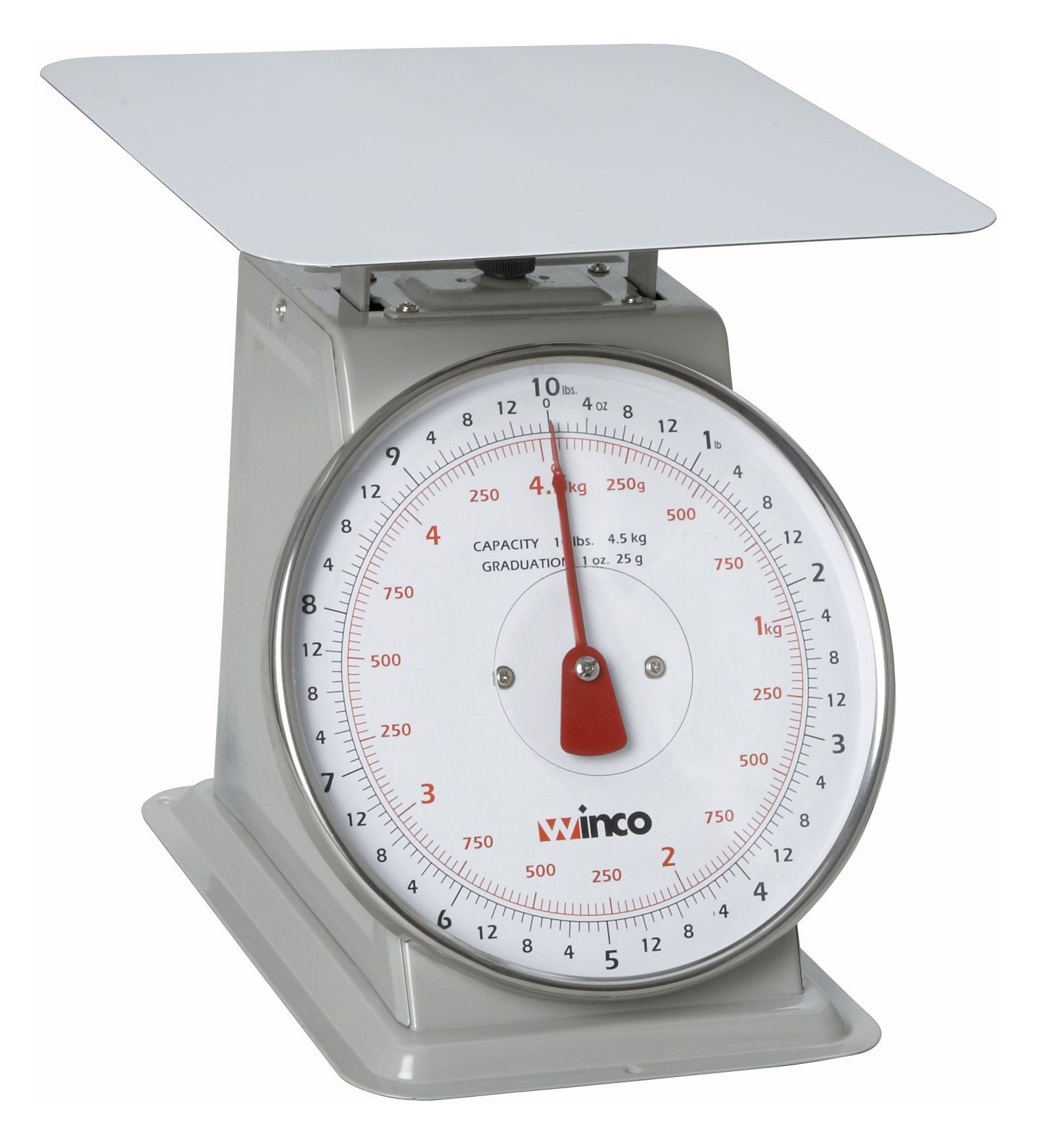 Winco SCAL-810 Receiving Scale 10 Lb.