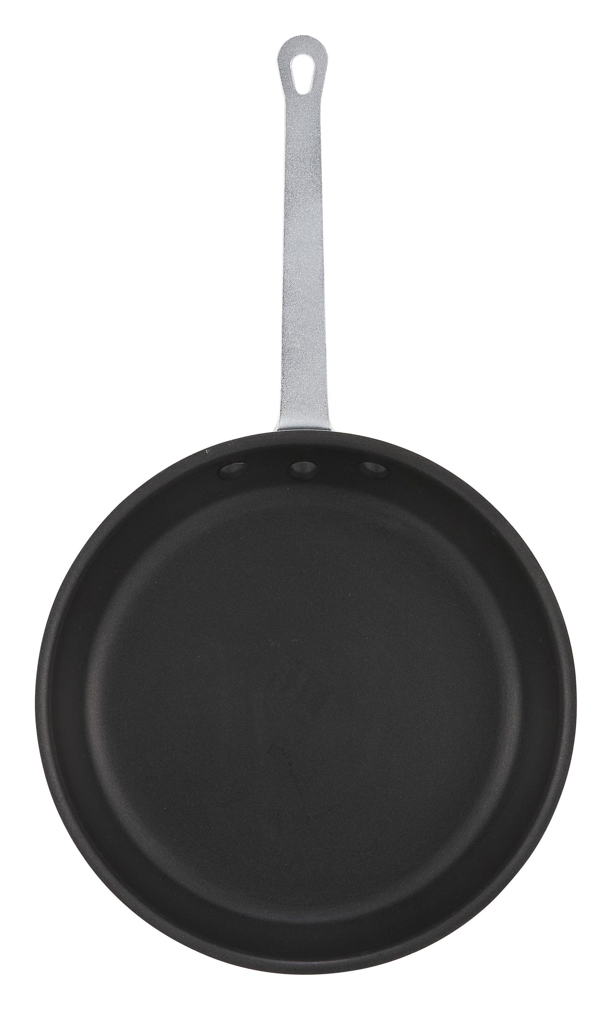 "Winco AFP-8XC 8"" Gladiator Aluminum Fry Pan with Excalibur Coating"
