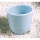 Thunder Group 9154 Blue Jade Melamine Tea Cup 8 oz.