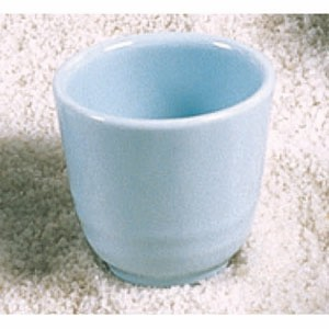 Thunder Group 9154 Blue Jade Melamine Tea Cup, 8 oz.