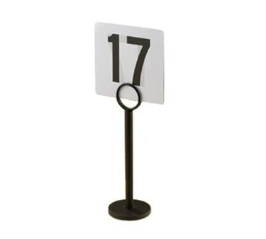 """TableCraft BK1908 Mediterranean Number Stand with Flat Bottom 8"""""""