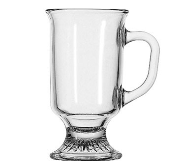 Anchor Hocking 308U 8 oz. Irish Coffee Mug