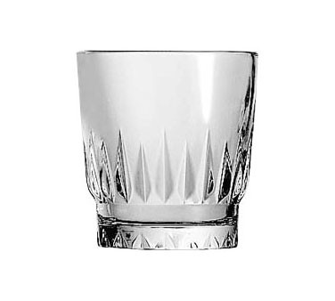 Anchor Hocking 80008 Breckenridge 8 oz. Rocks Glass