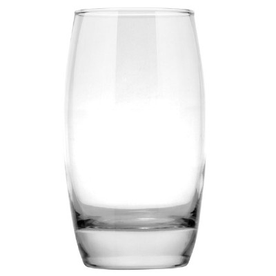 Anchor Hocking 90262 8 oz. Clarisse Stackable Rocks Glass