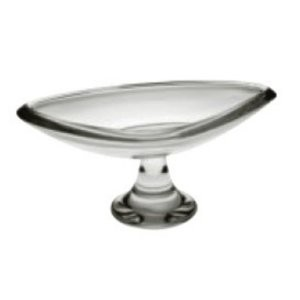 "Anchor Hocking 90100 9"" Eclipse Footed Bowl"