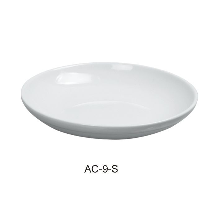 "Yanco AC-9-S Abco 9"" Salad /Pasta Bowl 25 oz."