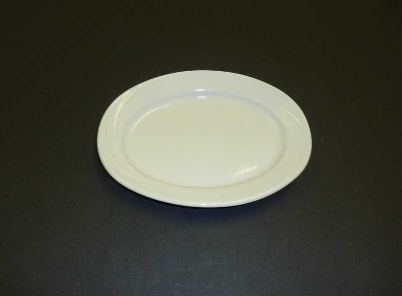 "Yanco MM-34 Miami 9 1/4"" Oval Platter"