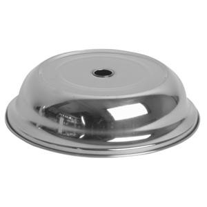Thunder Group SLPC230 Stainless Steel Multifit Plate Cover 9-3/4""