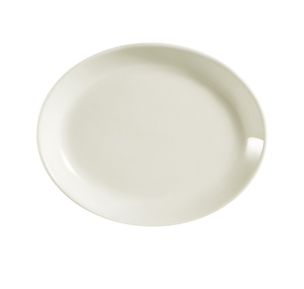 "Yanco RE-34 Recovery 9 3/8"" Oval Platter"