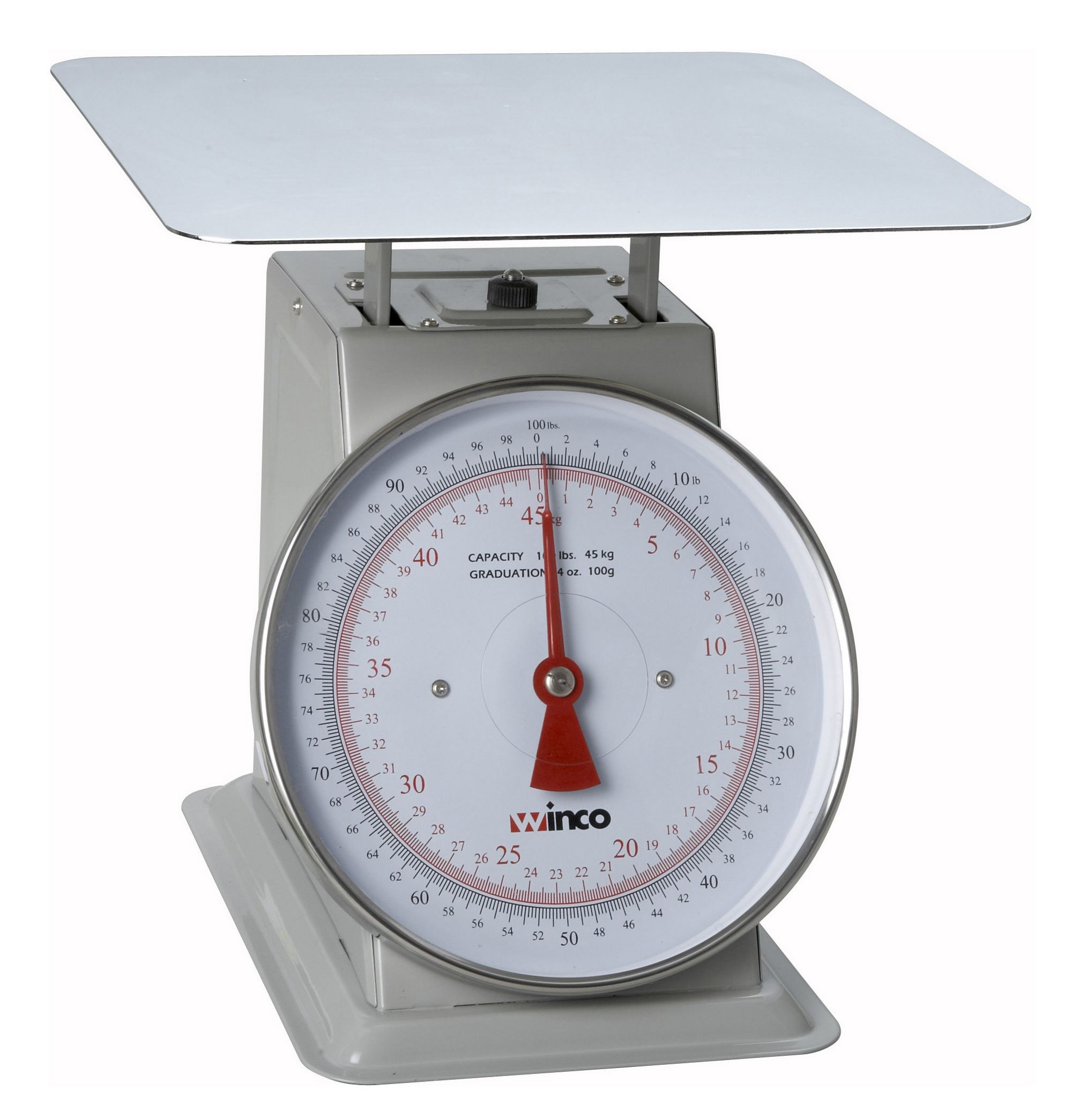 Winco SCAL-9100 Receiving Scale 100 Lb.