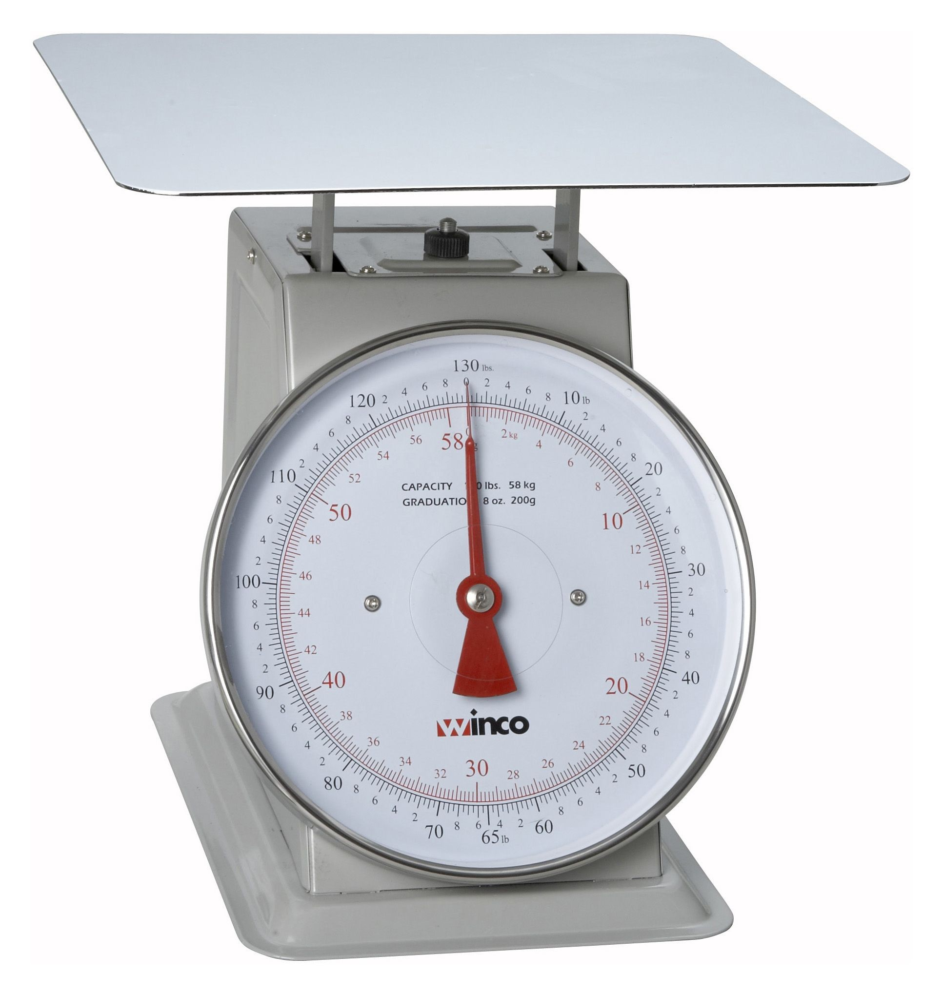 Winco scal-9130 Receiving Scale 130 Lb.