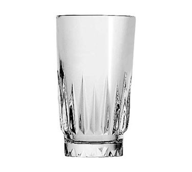 Anchor Hocking 80009 Breckenridge 9 oz. Hi Ball Glass