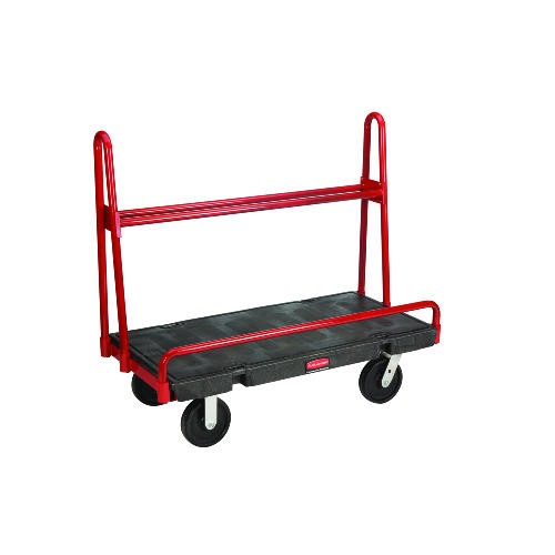 A-Frame Panel Truck ,2000 lb Capacity, Black
