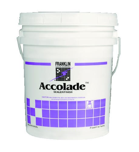 Accolade Hard Floor Sealer/Finish, 5 Gallon Pail
