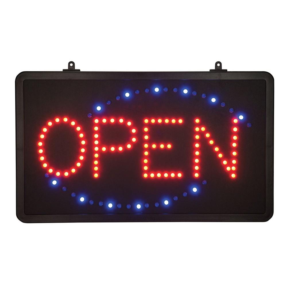 acrylic quotopenquot led neon sign lionsdeal