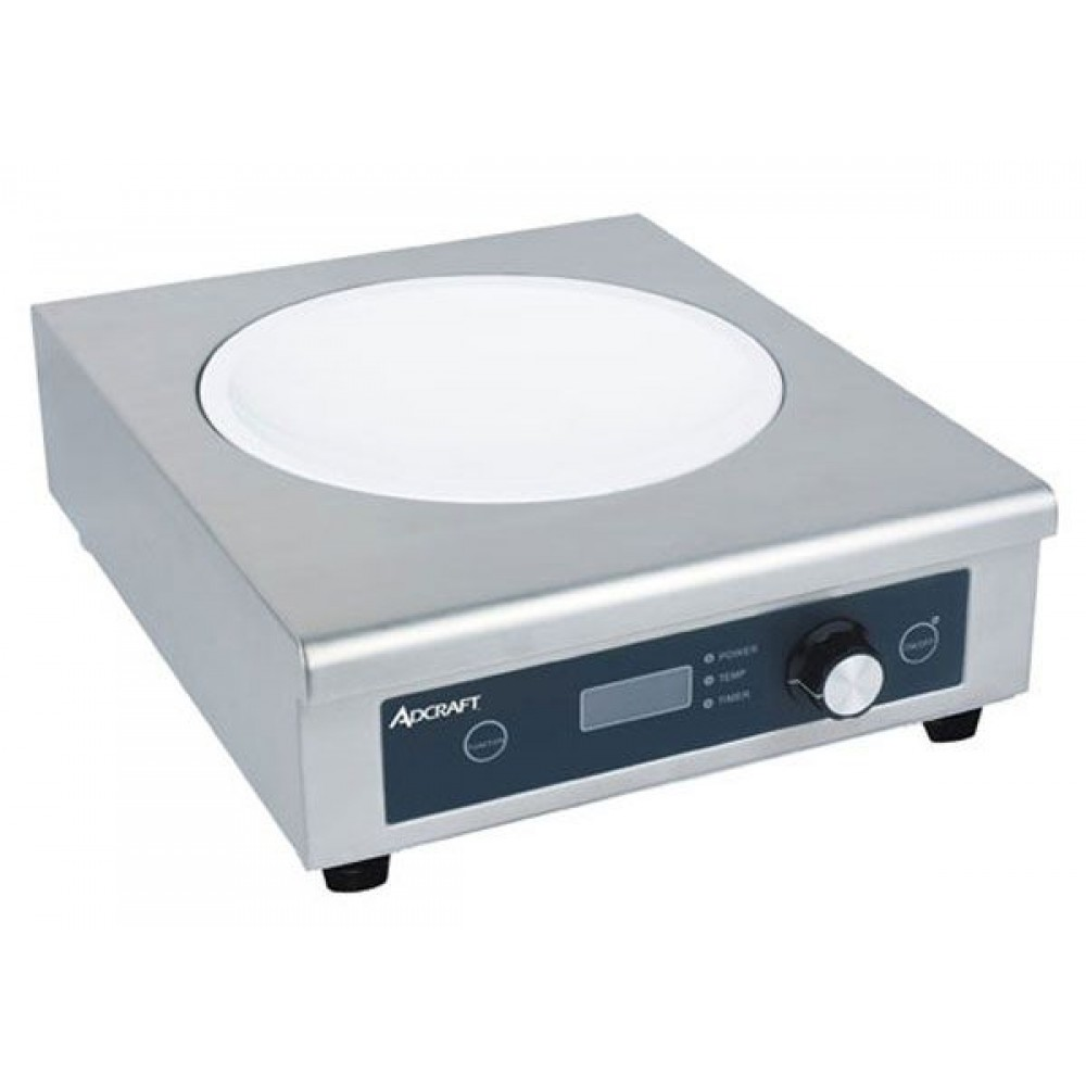 Adcraft IND-WOK120V Wok Induction Cooker, 120V