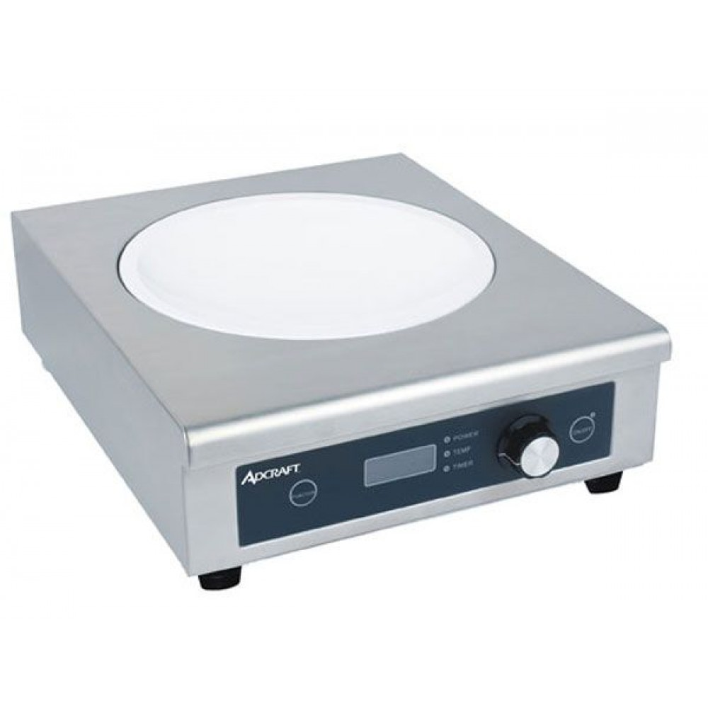 Adcraft IND-WOK208V Wok Induction Cooker, 208V