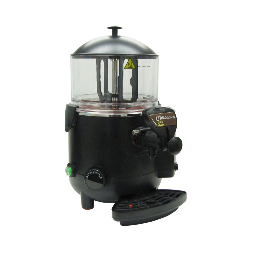 Adcraft 5 Liter Hot Chocolate Dispenser